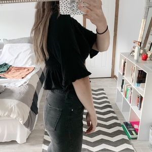 American Eagle Outfitters Tops - AE Bell sleeve top